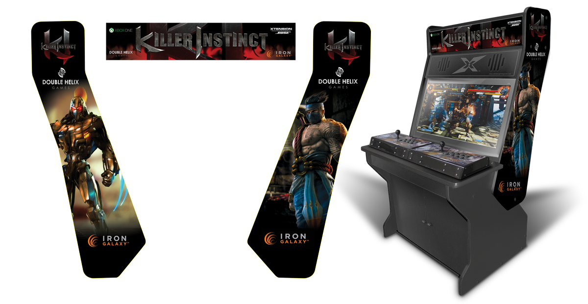 Customer Submitted Killer Instinct Inspired Graphics