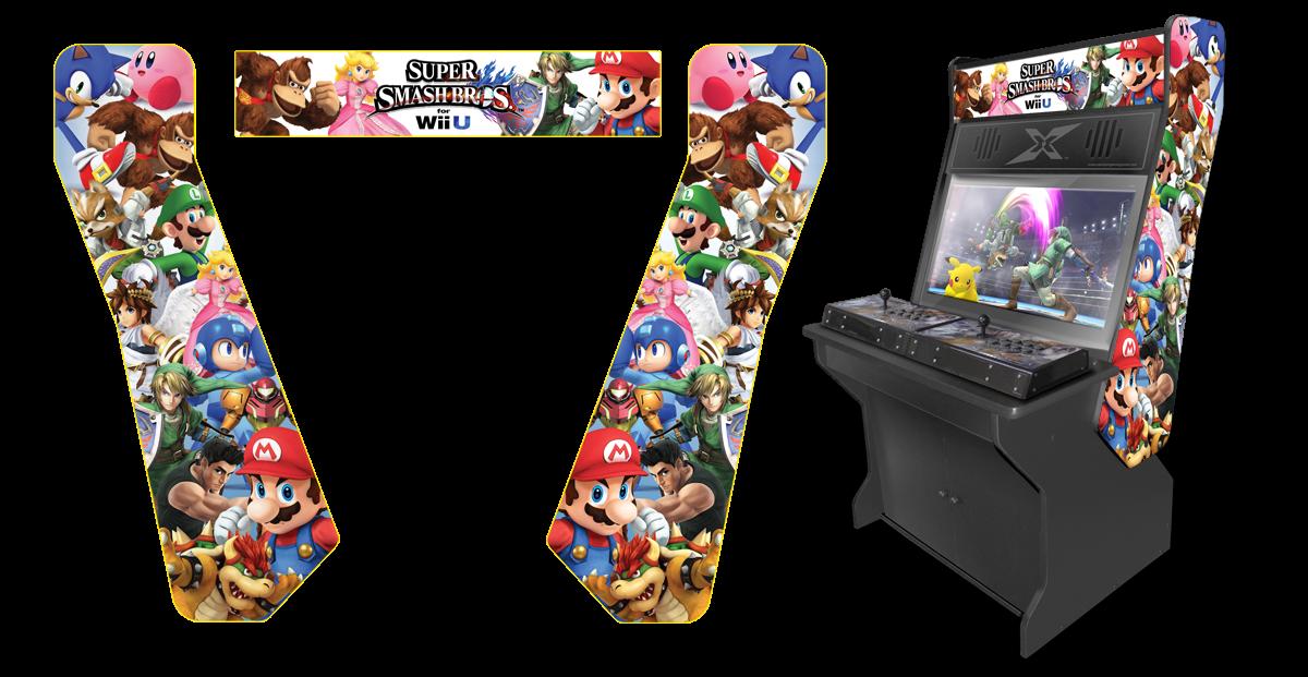 Smash Brothers Wii U